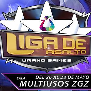 ASALTO: Liga de videojuegos COD IW y CSGO | Urano Games