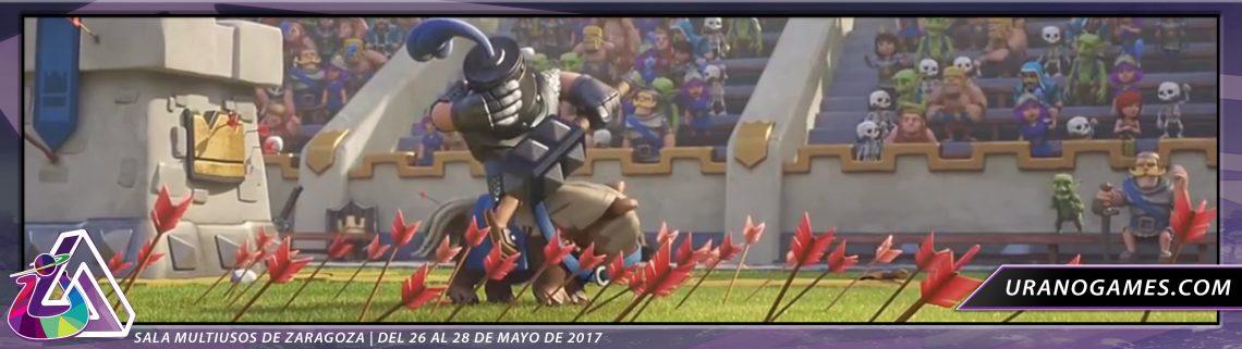 Clash Royale Imagen Videojuegos Urano Games