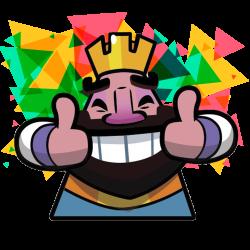 Clash Royale King Videojuegos en Urano Games
