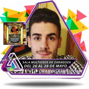 Influencer Josemi Hearthstone en Urano Games
