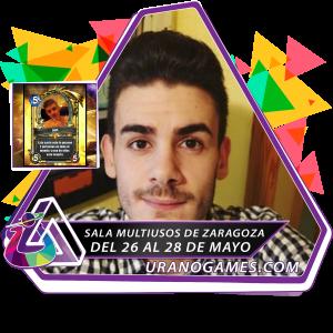 Influencer Josemi Hearthstone en Urano Games