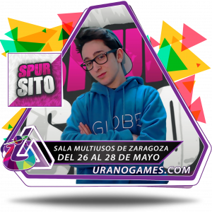 Spursito Influencers y Youtubers Urano Games
