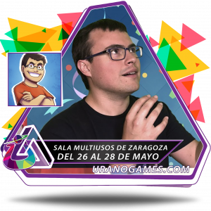 TheAlvaro845 Influencer y Youtuber espectáculo de Clash Royale en Urano Games