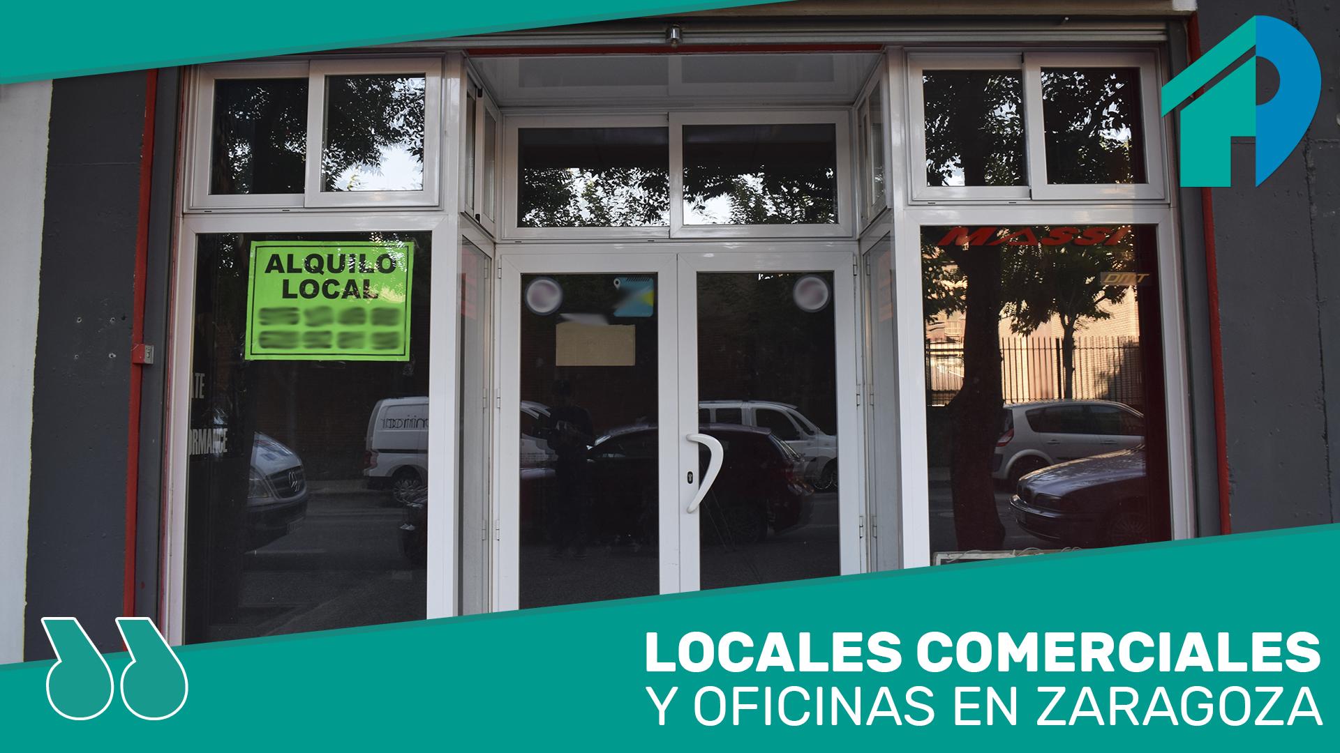Alquiler local comercial y oficinas en locales zaragoza for Alquiler oficinas zaragoza